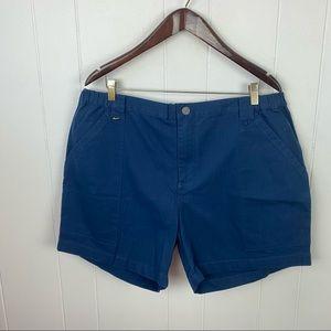 Chubbies Navy Blue Utility Pocket Chino Shorts XXL